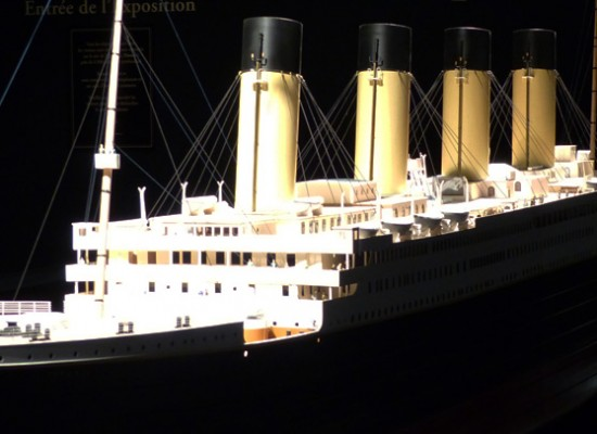 CULTURE// Titanic : l'expo titanesque joue les prolongations