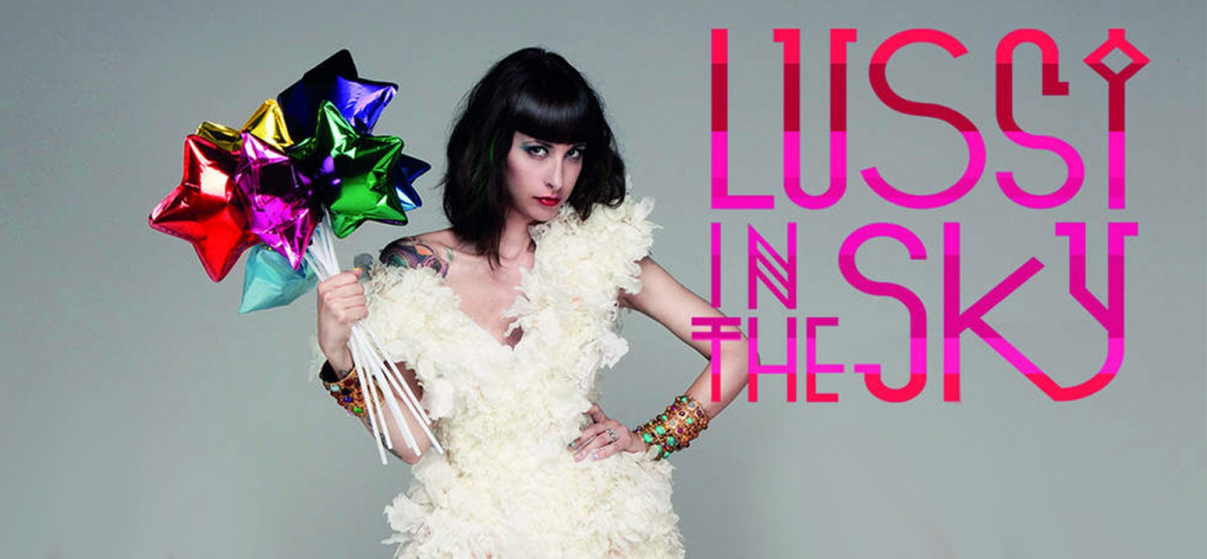 CULTURE// Le premier album de Lussi in the sky
