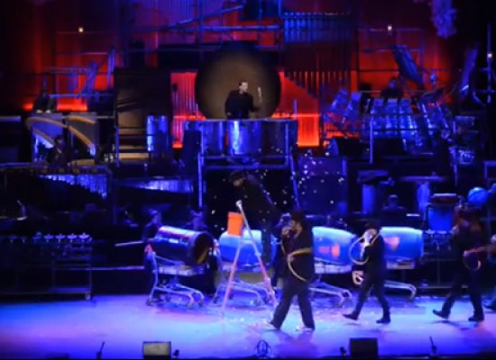 CULTURE// Stomp, de retour au Casino de Paris