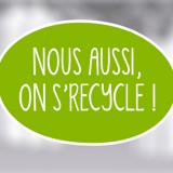 CONSO// Eco TLC recycle vos habits !