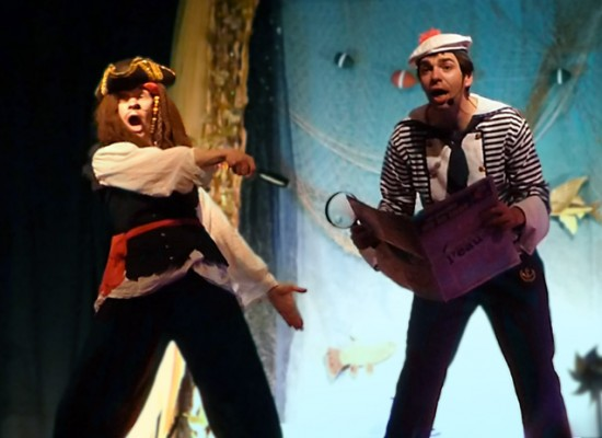 CULTURE// « Pirate & Matelot », un conte musical enchanteur